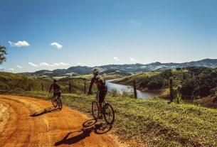 Rowery górskie popularnym rodzajem rowerów