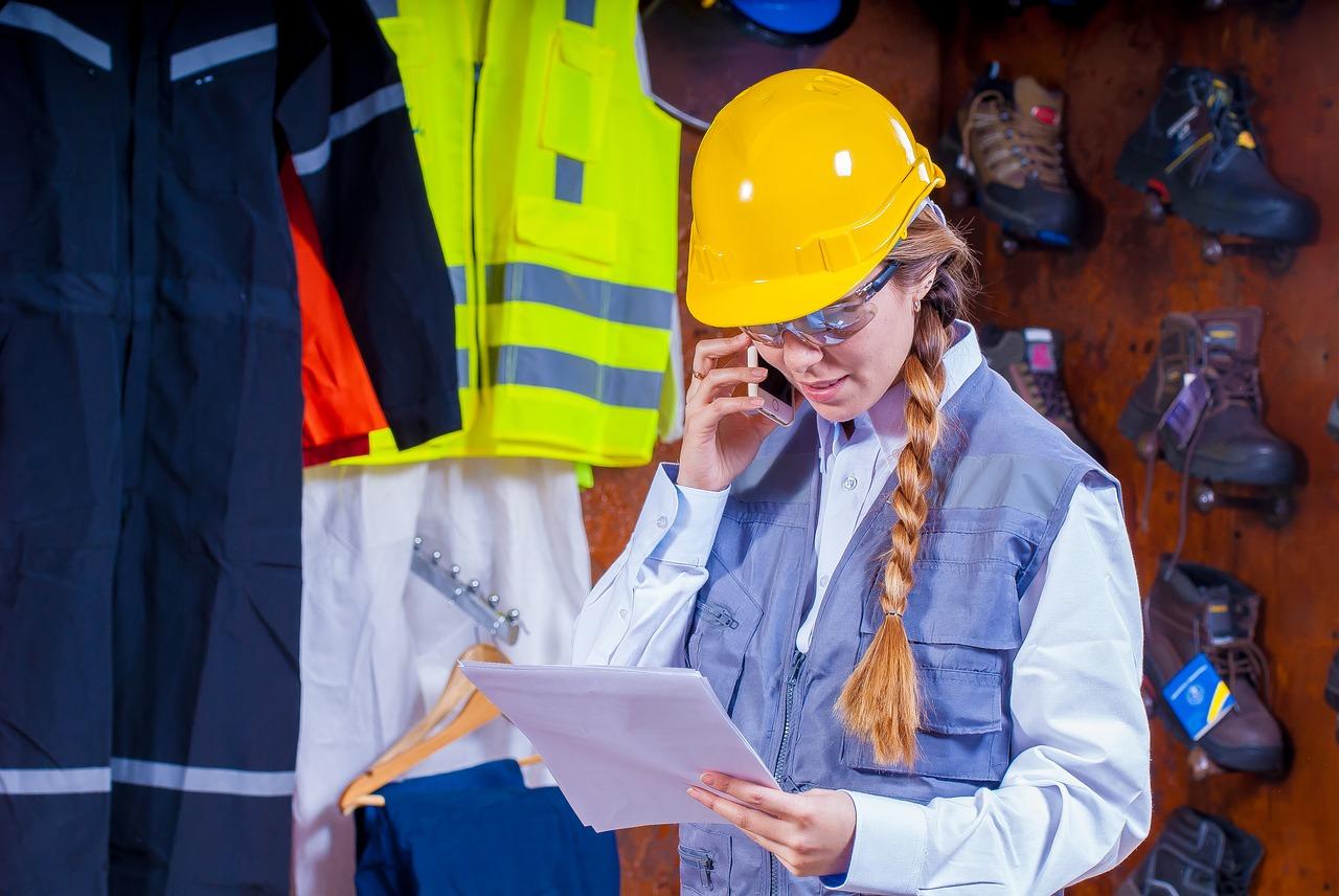 Ubrania robocze na zamówienie