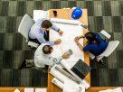 Efektywnie zaprojektowane biuro